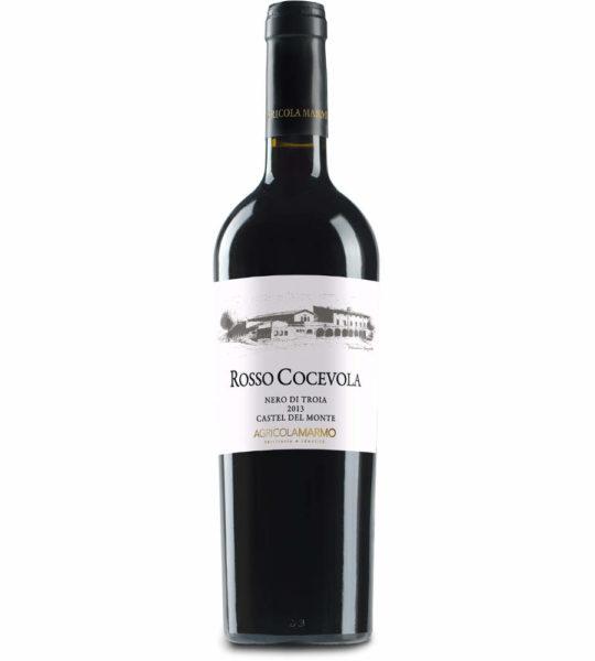 Rosso Cocevola 2015 Nero di Troia DOC Castel del Monte