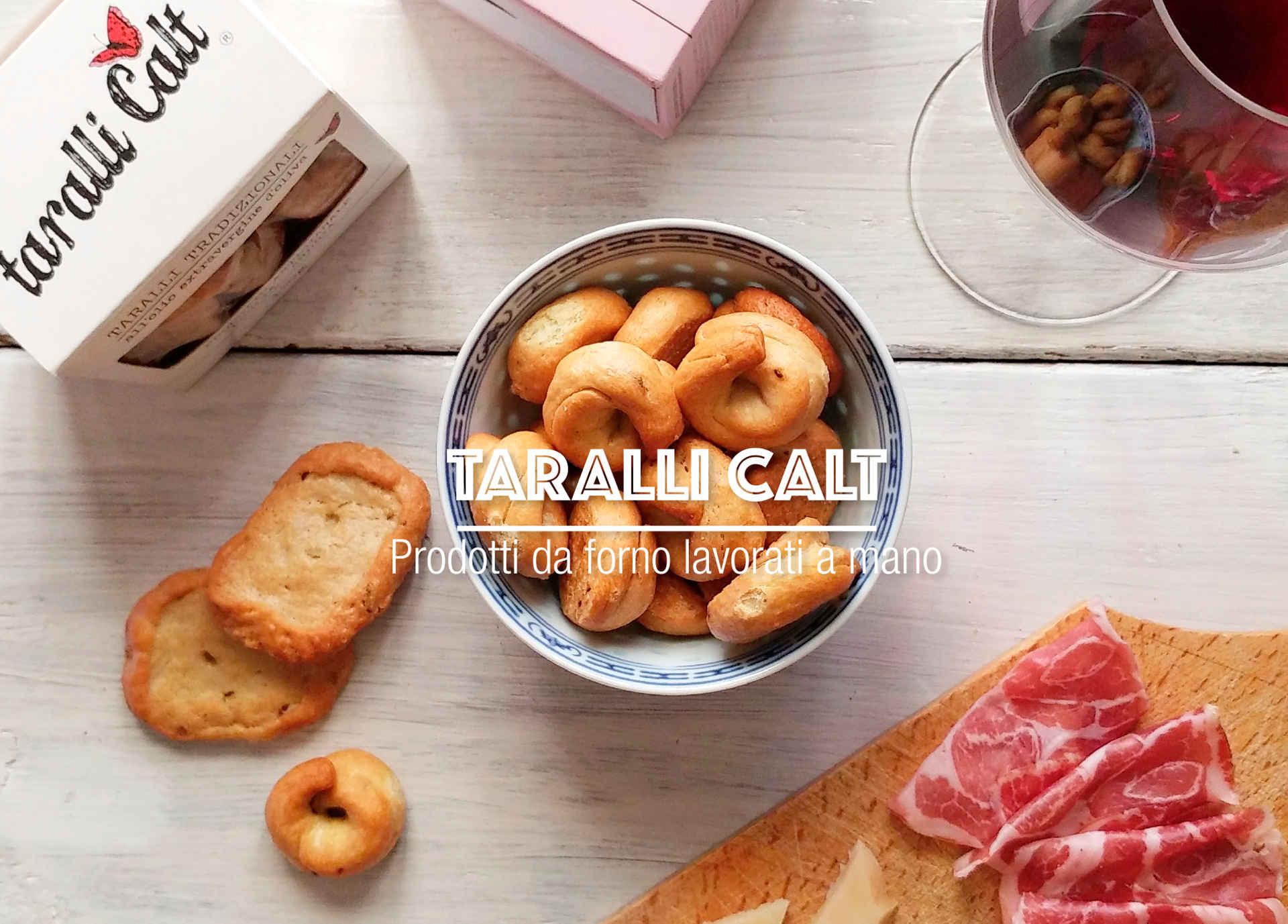 Taralli Calt - Prodotti da forno lavorati a mano